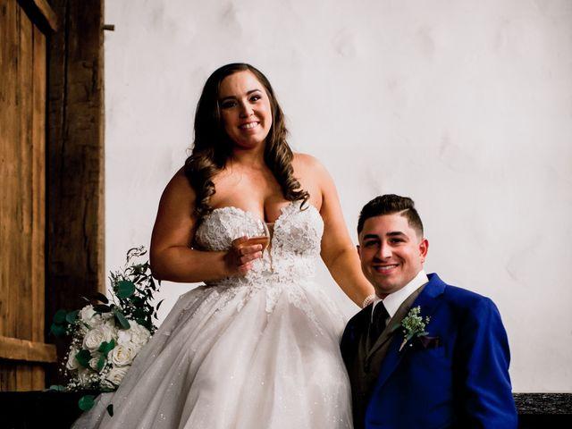 Mario and Angela's Wedding in Honey Brook, Pennsylvania 36