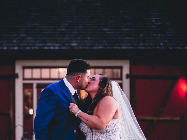 Mario and Angela's Wedding in Honey Brook, Pennsylvania 40