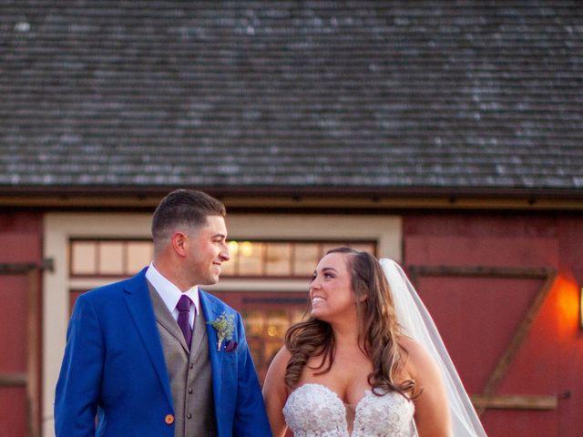 Mario and Angela's Wedding in Honey Brook, Pennsylvania 41