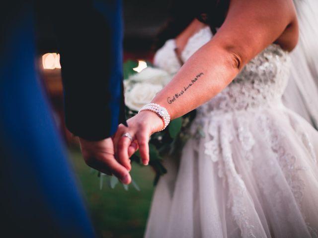 Mario and Angela's Wedding in Honey Brook, Pennsylvania 42
