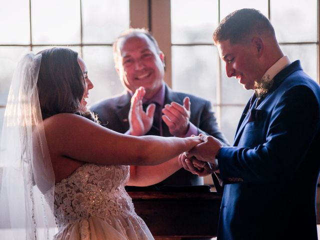 Mario and Angela's Wedding in Honey Brook, Pennsylvania 48