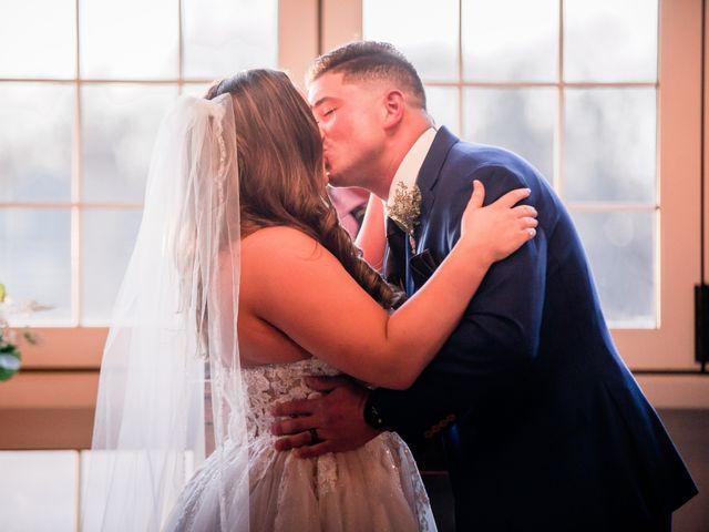 Mario and Angela's Wedding in Honey Brook, Pennsylvania 49