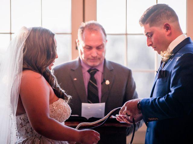 Mario and Angela's Wedding in Honey Brook, Pennsylvania 51