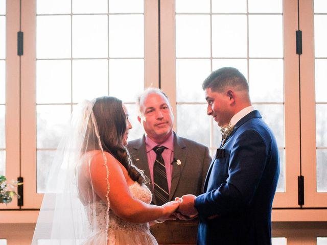 Mario and Angela's Wedding in Honey Brook, Pennsylvania 52