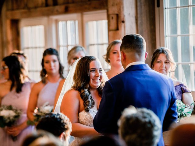 Mario and Angela's Wedding in Honey Brook, Pennsylvania 53