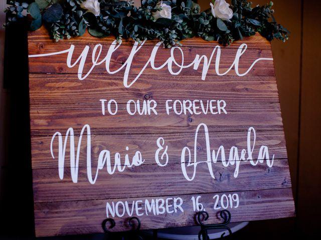 Mario and Angela's Wedding in Honey Brook, Pennsylvania 60