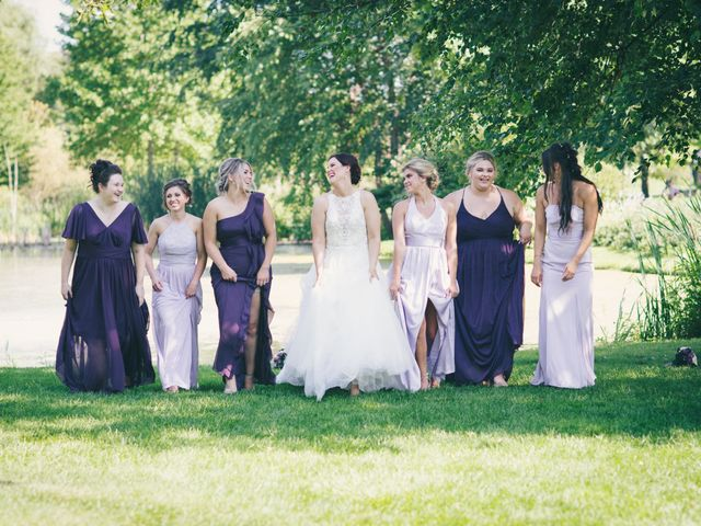 Sean and Meaghan's Wedding in Macomb, Michigan 15