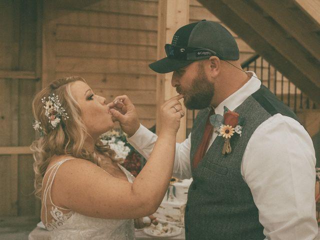 Nick and Erika's Wedding in Milton, Florida 6