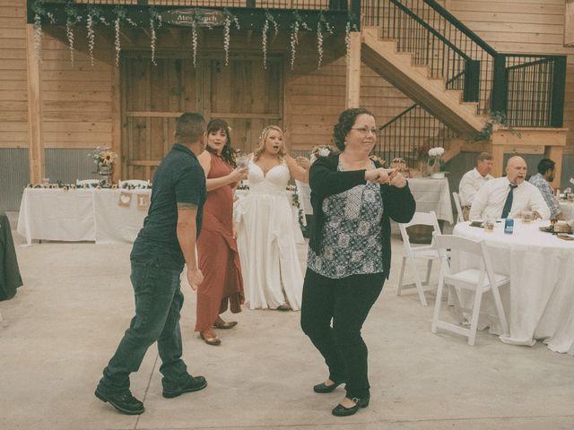 Nick and Erika's Wedding in Milton, Florida 10