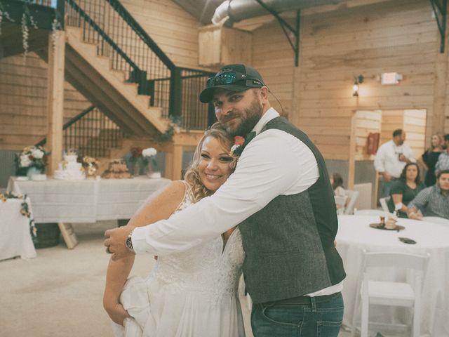 Nick and Erika's Wedding in Milton, Florida 14