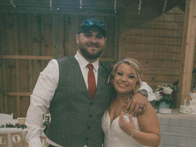 Nick and Erika's Wedding in Milton, Florida 16