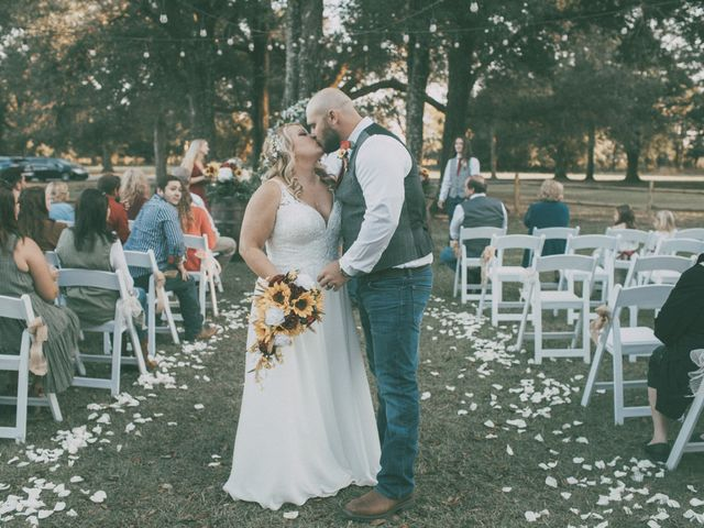 Nick and Erika's Wedding in Milton, Florida 19