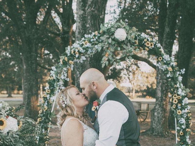 Nick and Erika's Wedding in Milton, Florida 20