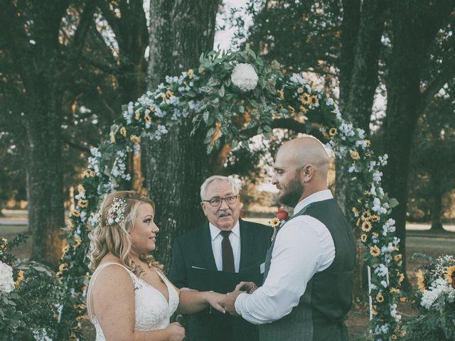 Nick and Erika's Wedding in Milton, Florida 21