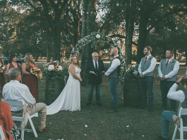 Nick and Erika's Wedding in Milton, Florida 22