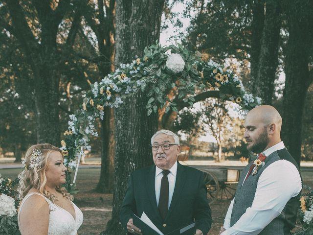 Nick and Erika's Wedding in Milton, Florida 23