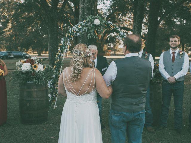 Nick and Erika's Wedding in Milton, Florida 24