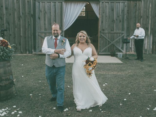 Nick and Erika's Wedding in Milton, Florida 25