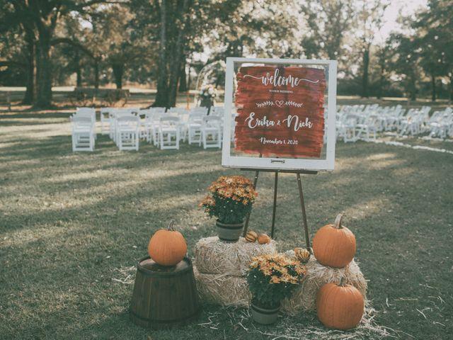 Nick and Erika's Wedding in Milton, Florida 26