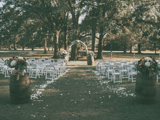 Nick and Erika's Wedding in Milton, Florida 27