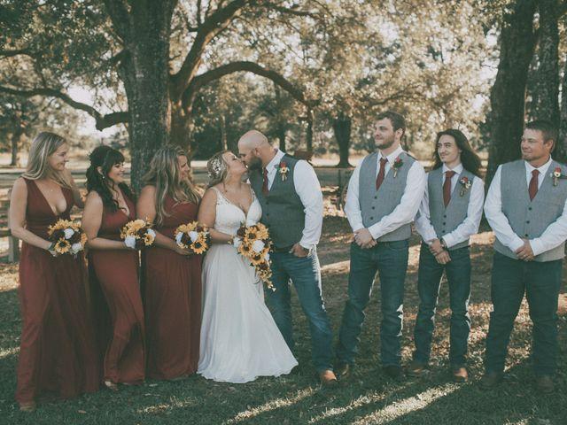Nick and Erika's Wedding in Milton, Florida 28