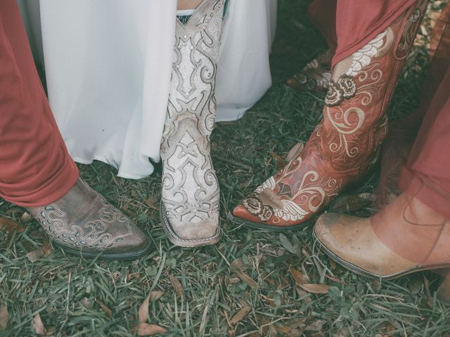 Nick and Erika's Wedding in Milton, Florida 30
