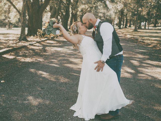 Nick and Erika's Wedding in Milton, Florida 34