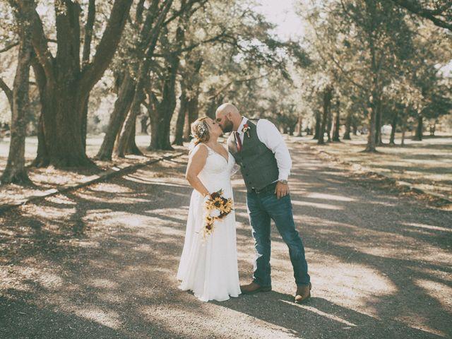 Nick and Erika's Wedding in Milton, Florida 1