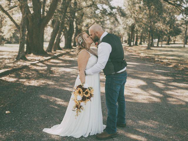 Nick and Erika's Wedding in Milton, Florida 2