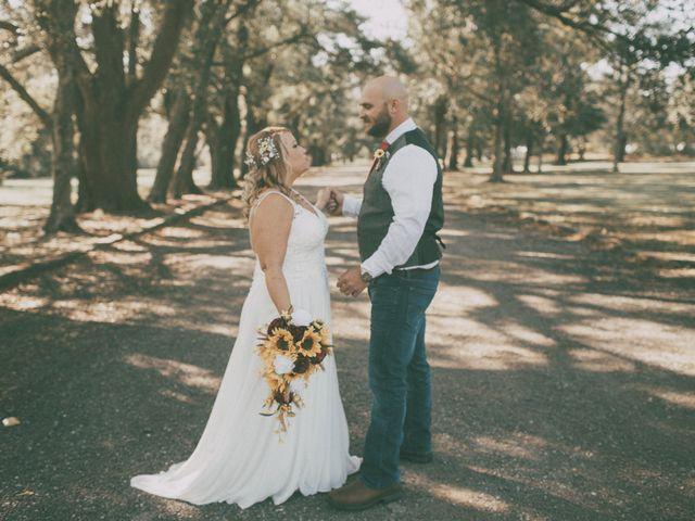 Nick and Erika's Wedding in Milton, Florida 35