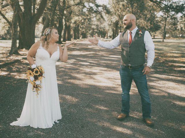 Nick and Erika's Wedding in Milton, Florida 36