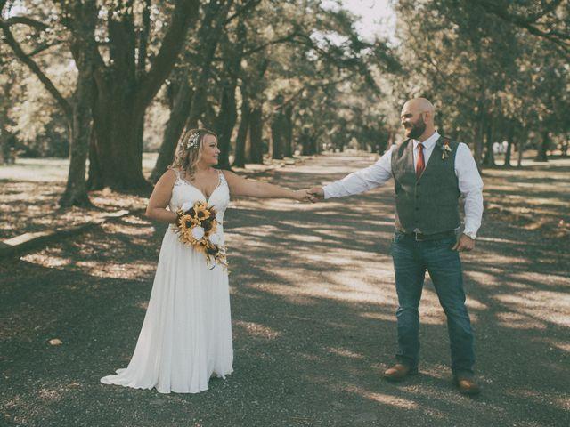 Nick and Erika's Wedding in Milton, Florida 37