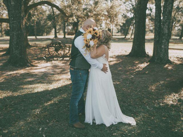Nick and Erika's Wedding in Milton, Florida 39