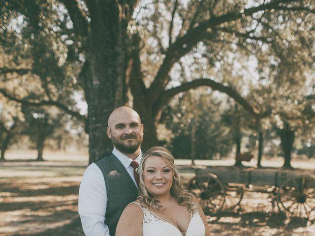 Nick and Erika's Wedding in Milton, Florida 40