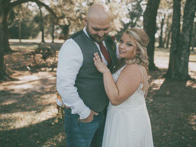 Nick and Erika's Wedding in Milton, Florida 42