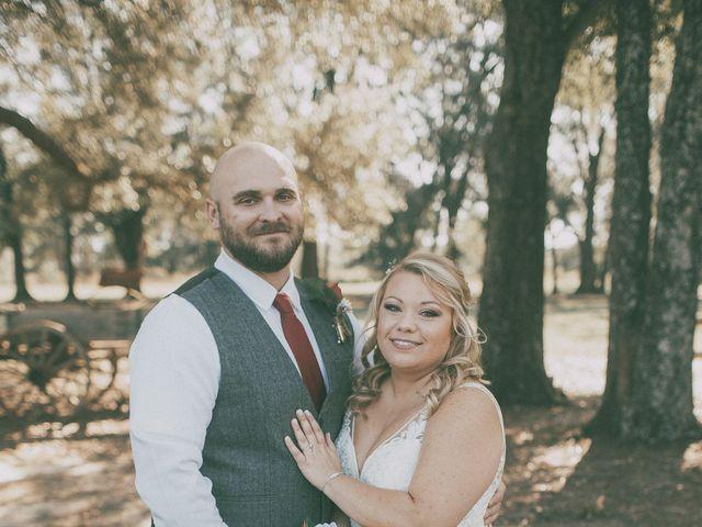 Nick and Erika's Wedding in Milton, Florida 43