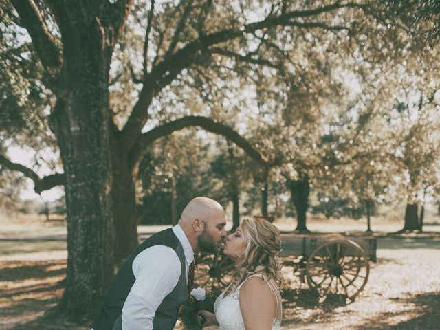 Nick and Erika's Wedding in Milton, Florida 45