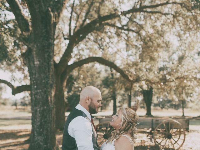 Nick and Erika's Wedding in Milton, Florida 46
