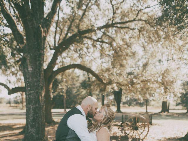 Nick and Erika's Wedding in Milton, Florida 47
