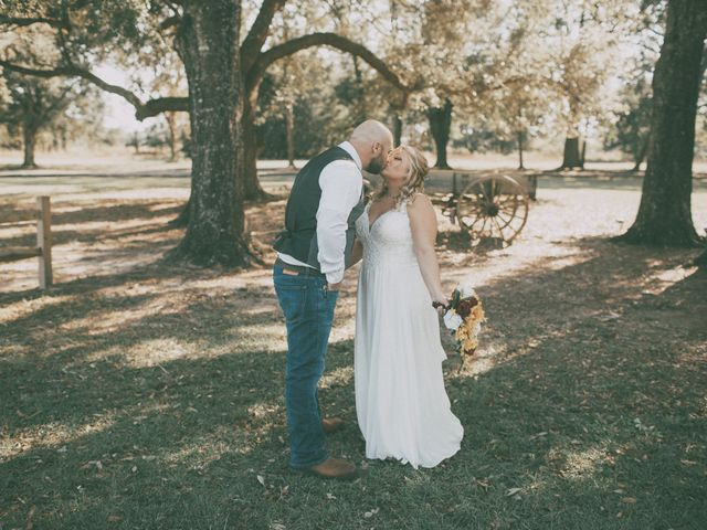 Nick and Erika's Wedding in Milton, Florida 48