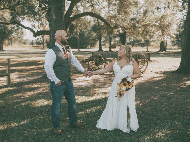 Nick and Erika's Wedding in Milton, Florida 49