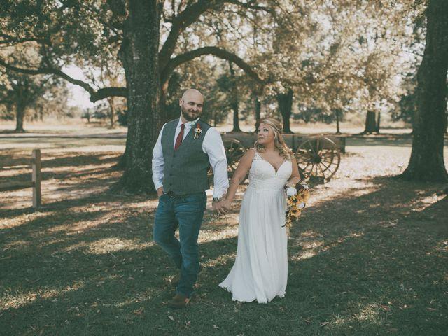 Nick and Erika's Wedding in Milton, Florida 50