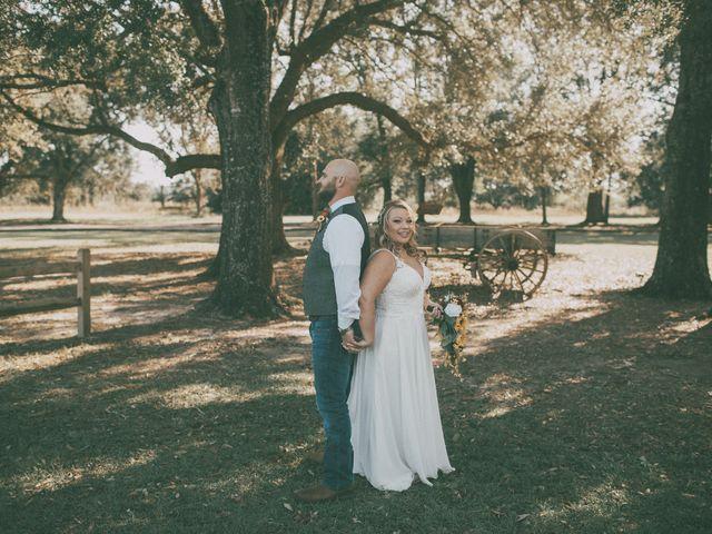 Nick and Erika's Wedding in Milton, Florida 51