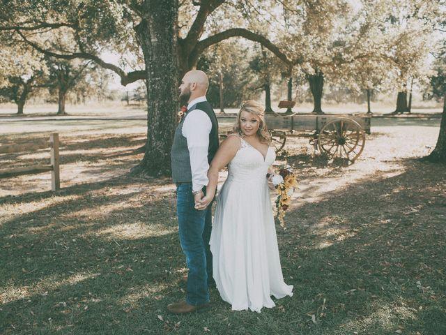 Nick and Erika's Wedding in Milton, Florida 52