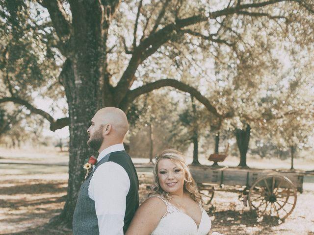 Nick and Erika's Wedding in Milton, Florida 53
