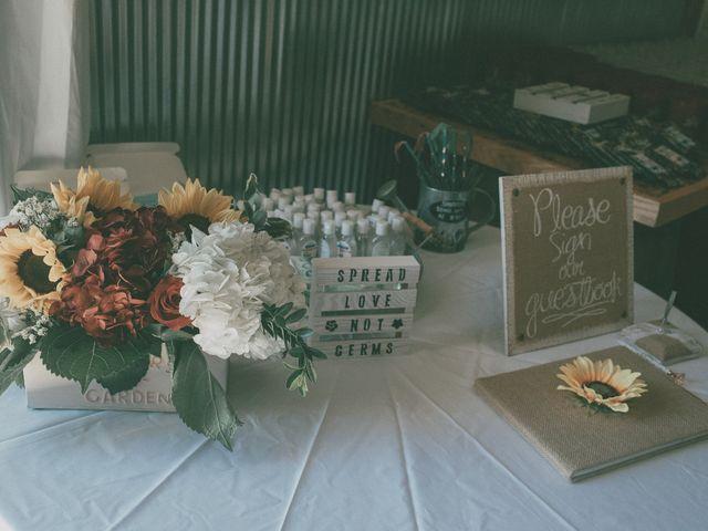 Nick and Erika's Wedding in Milton, Florida 76
