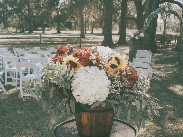 Nick and Erika's Wedding in Milton, Florida 78