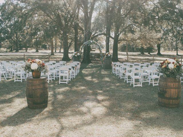Nick and Erika's Wedding in Milton, Florida 79
