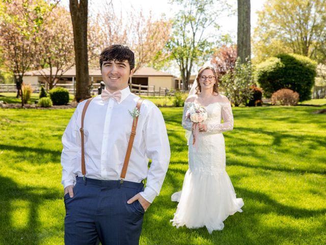 Billy and Megan's Wedding in Warren, New Jersey 2