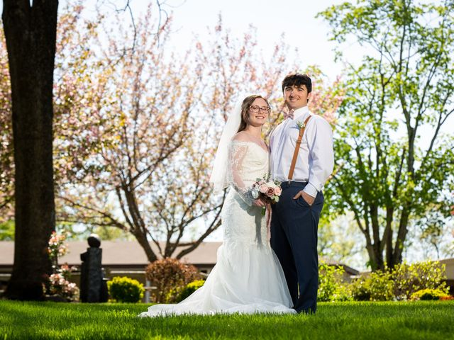 Billy and Megan's Wedding in Warren, New Jersey 3